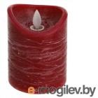 Светодиодные свечи Koopman International Живое пламя 7.5x10cm Red AX5400200