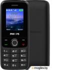 Мобильный телефон Philips Xenium E117 (темно-серый)