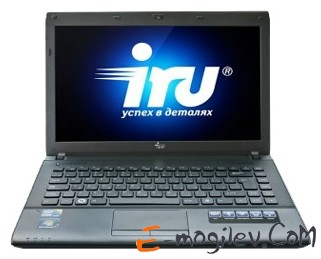 "IRU Patriot 401 Huron River B710/2Gb/500Gb/DVDRW/HDG/14""/WiFi/BT2.0/W7HB/Cam/6c/Alum"