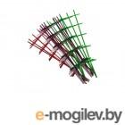 Опора для комнатных растений, прозрачный, INGREEN (500х180х4 мм, цвета в ассортименте)