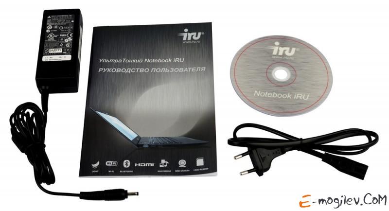 """iRU Nano 555 Core i3-2367M/4Gb/500Gb/32Gb SSD/HDG/14""""/HD/WiFi/BT2.0/W7HB64/Cam/4c/titan"""