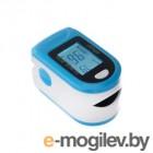 Пульсоксиметр Energenie EG-PO2W, белый с синим