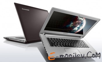 "Lenovo IdeaPad Z400 TOUCH Core i3-3120M/4Gb/1Tb/DVDRW/int/14""/HD/1366x768/WiFi/BT4.0/W8SL/Cam/4c/brown"
