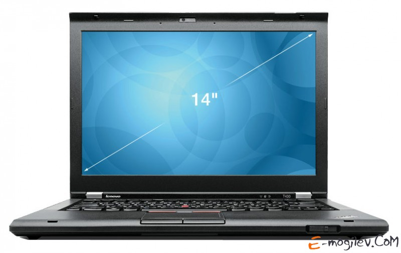 Lenovo ThinkPad T430 14HD/i3-2370M/4Gb/500Gb/HD3000/W7Pro64/black