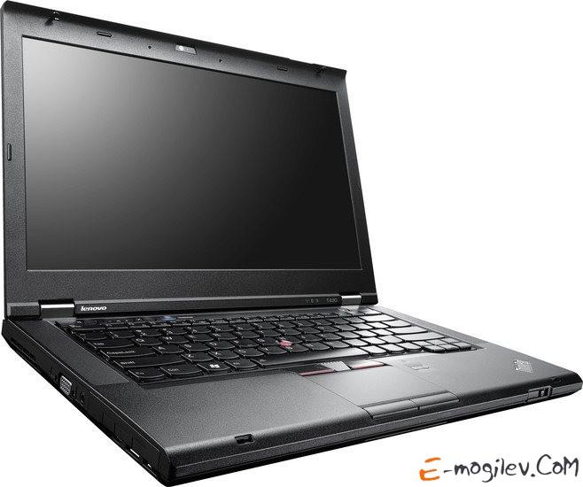 Lenovo ThinkPad T430 14HD/i3-3110M/4Gb/500Gb/W8Pro64/black