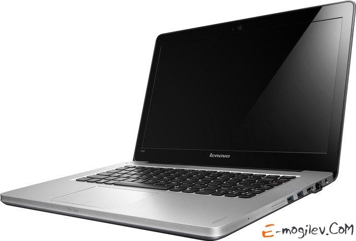 Lenovo IdeaPad U410 14HD/i7-3517U/6Gb/1Tb/24Gb SSD/GF610M 1Gb/W8EM64/серый металик