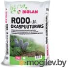 Грунт для растений Biolan Торф для рододендронов и хвойных деревьев (75л)