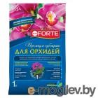 Удобрения для комнатных растений Субстрат Bona Forte для орхидей 1L BF29010191