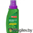 Удобрения для комнатных растений Жидкое удобрение Bona Forte Здоровье для фикусов и пальм 285ml (органо-минеральное) BF21060131