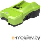 Зарядное устройство для электроинструмента Greenworks G24C (2932407)