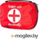 Аптечка автомобильная Red Fox Rescue Kit Medium 1300/SS17 (красный)