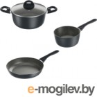 Набор кухонной посуды Inhouse Megan IHMGN4ST