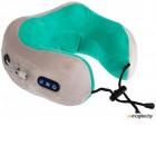 Массажная подушка Bradex KZ 0558 (серый/зеленый)