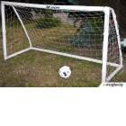 Футбольные ворота 2K Sport 127032 (3/2м, белый)