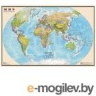 Карты и атласы Карта Мир политическая DMB 1220x790mm ОСН1234103
