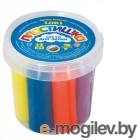Lori Пластишка Тесто для лепки 7 цветов по 12г Тдл-001