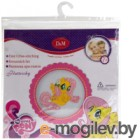 Набор для вышивания Делай с мамой Флаттершай My Little Pony / 57928