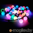 Светодиодная гирлянда Twinkle Шарики 119 (4.5м, цветной)