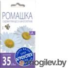 Семена цветов Агро успех Ромашка садовая Принцесса (0.3г)