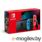 Игровая приставка Nintendo Switch [045496452643] <Black/Red/Blue>