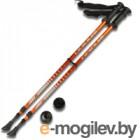 Палки для скандинавской ходьбы Indigo SL-1-2 (оранжевый)