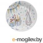 Одноразовая посуда и упаковка Тарелки бумажные Gratias Banny 230mm 6шт 4092614
