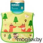 Нагрудник детский Baboo Love Story Fox / 11-603