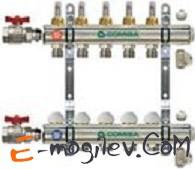 СОМISА Распределитель 1 с регуляторами на 8 контуров