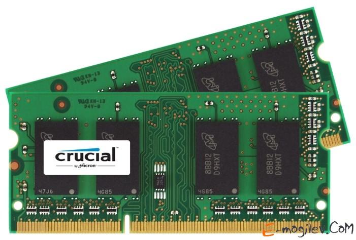 Crucial CT2KIT12864BF160B Kit of 2 RTL