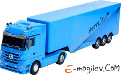 RUI CHUANG 1:32 Фура Mercedes Benz Actros, QY1101 blue