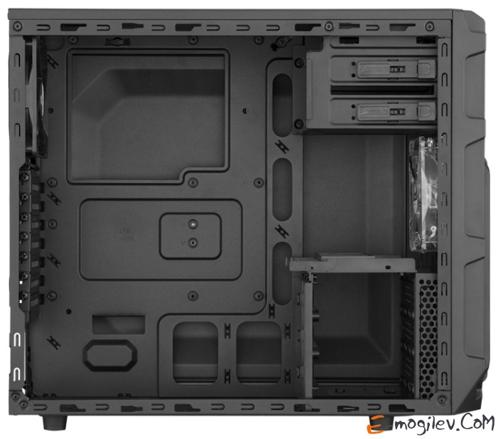 Corsair Carbide Series® SPEC-03 Black w/o PSU