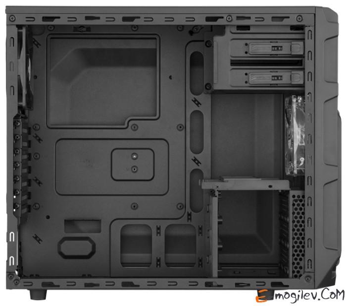 Corsair Carbide Series® SPEC-03 Black w/o PSU с белой светодиодной подсветкой