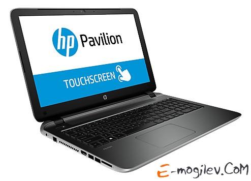 "HP Pavilion 15-p008sr G7W87EA AMD A10-5745M (2.1)/8G/1T/15.6""HD/AMD R7 M260 2G/DVD-SM/BT/Win8.1 (Natural silver)"
