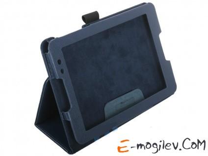 "IT BAGGAGE для планшета LENOVO Idea Tab A8-50 (A5500) 8""  искус. кожа синий ITLNA5502-4"