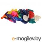 Все для праздника Набор воздушных шаров Хамелеон Радуга 25cm 50шт VPH045