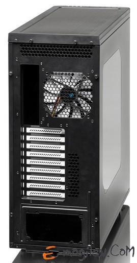 Fractal Design Arc XL Black w/o PSU ATX SECC 3*fan 2*USB3.0 audio screwless bott PSU