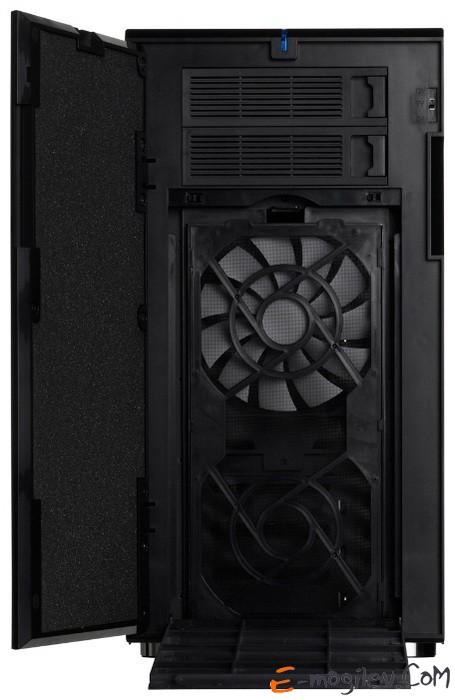 Fractal Design Define R4 Black Winwow w/o PSU ATX SECC 2*140mm fan 2*USB2.0 2*USB3.0 audio front door screwless bott PSU