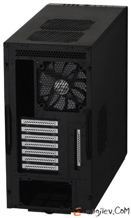 Fractal Design Define R4 Titanium Window black/silver w/o PSU ATX SECC 2*140mm fan 2*USB2.0 2*USB3.0 audio front door screwless bott PSU