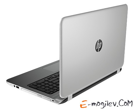 HP Pavilion 15-p052sr Core i3-4030U/4Gb/500Gb/DVD/GT830M 2Gb/15.6/HD/Glare/1024x576/Win 8.1/natural silver/BT2.1/6c/WiFi/Cam