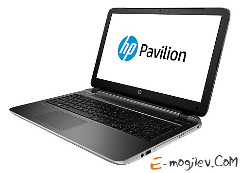 "HP Pavilion 15-p054sr Core i5-4210U/4Gb/500Gb/DVD/UMA/15.6""/HD/Glare/1024x576/Win 8.1/natural silver/BT2.1/6c/WiFi/Cam"