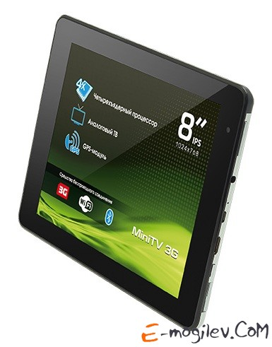 Explay MiniTV 3G+ кейс-подставка MTK8389