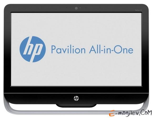 "Моноблок HP Pavilion 23-p001nr 23"" FHD Touch i3 4150T/4Gb/500Gb/DVDRW/W8.1/клавиатура/мышь"