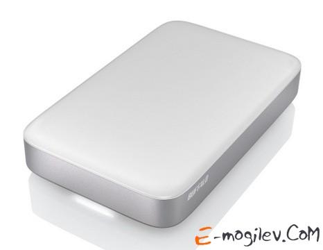 "Buffalo USB 3.0 1Tb HDW-PD1.0U3-EU MiniStation Air 2 2.5"" White Wi-Fi"
