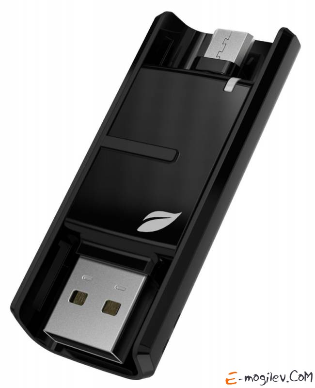 Leef 16Gb Bridge LFBRI-016GKR USB2.0 black
