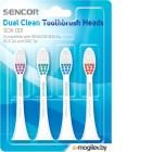 Съемная насадка для электрических зубных щеток SOC SENCOR