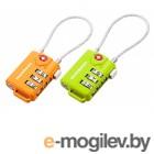 Брелоки Munkees Cable Combination Lock 100x33x14mm 3609/1144136