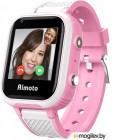 Детские умные часы Кнопка жизни Aimoto Pro Indigo 4G Pink 9500103