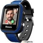 Детские умные часы Кнопка жизни Aimoto Pro Indigo 4G Black 9500102