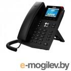 Оборудование VoIP (IP телефония) Fanvil  IP X3SP Black 411139