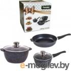 Набор кухонной посуды Мечта Гранит Star №1 / M001803
